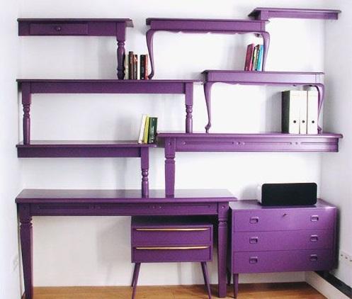 muebles recoclados